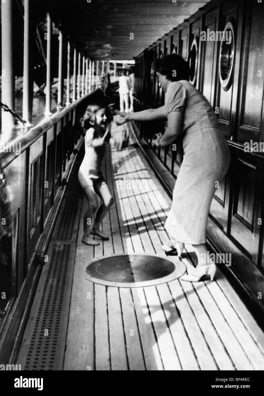 Elettra Marconi, 1936 Banque D'Images