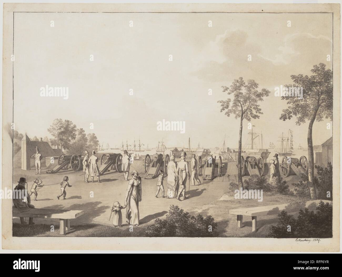 Peinture Danoise Banque D Image Et Photos Alamy