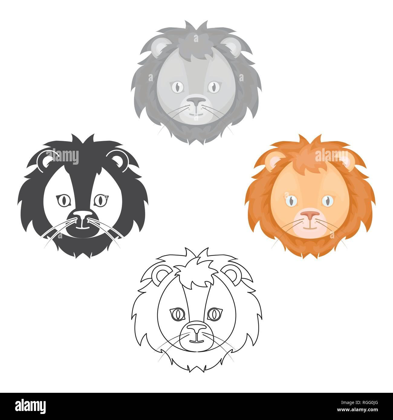 Lion Circus Cartoon Photos Lion Circus Cartoon Images Alamy
