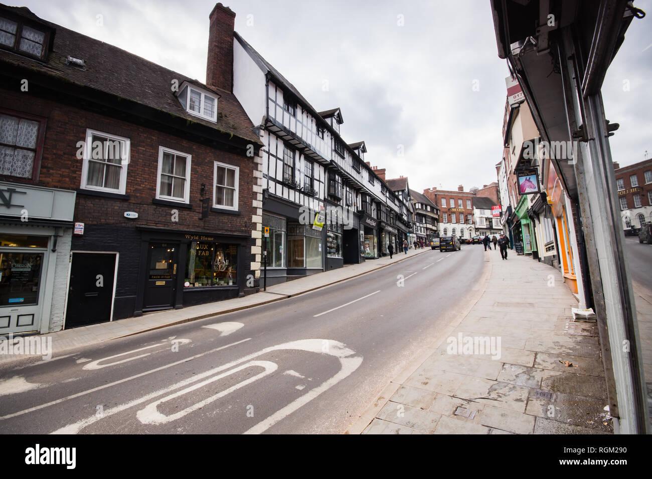 gratuit en ligne datant Shrewsbury