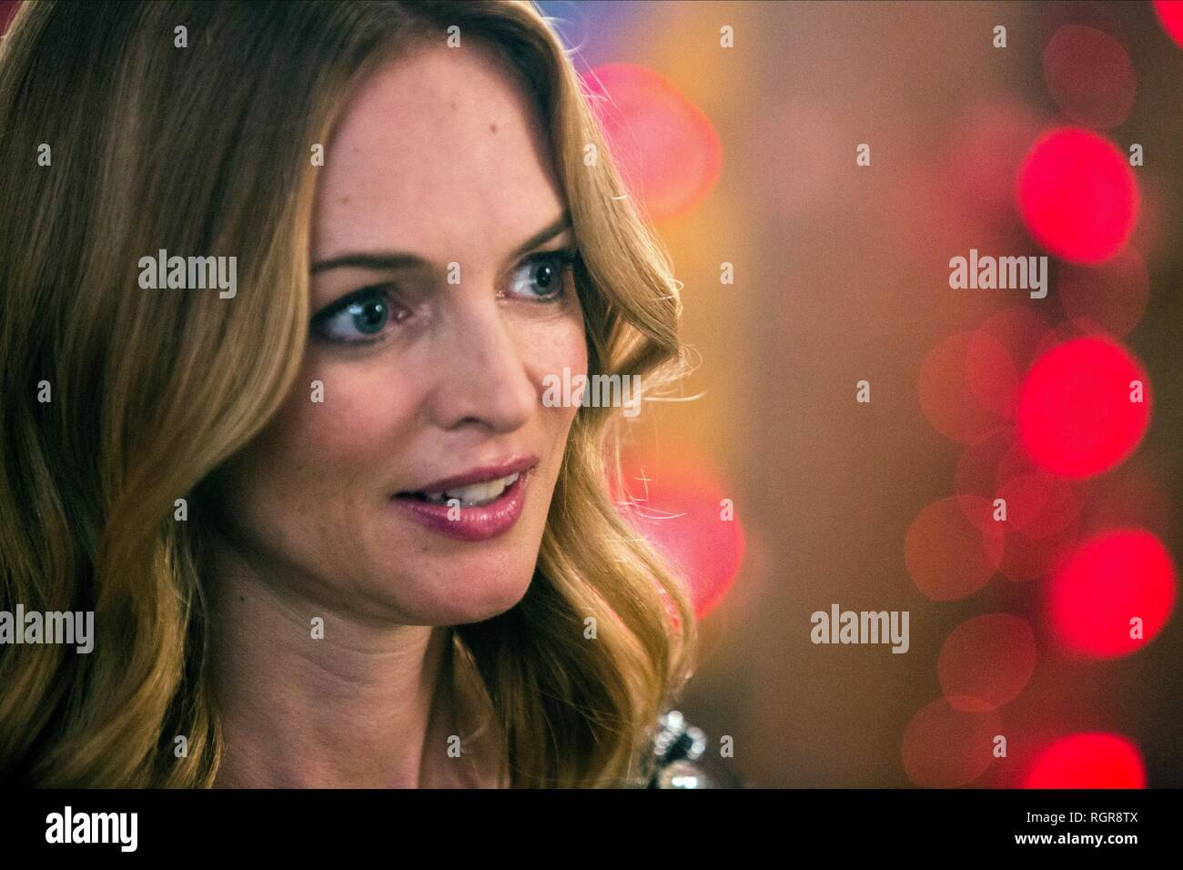 HEATHER GRAHAM LA MOITIÉ MAGIC (2018) Photo Stock