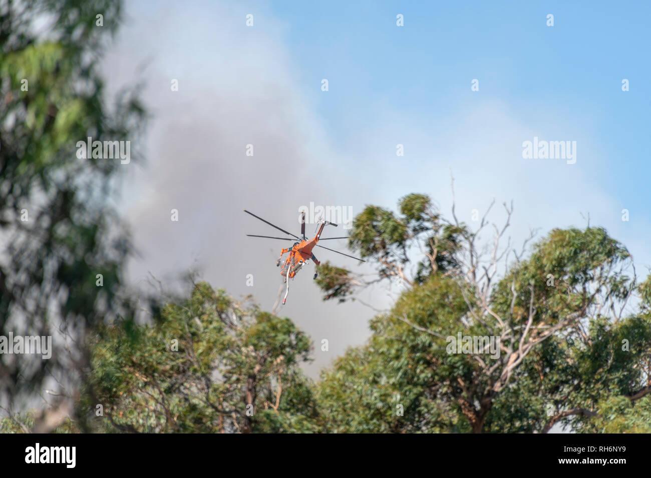 Grantville, Victoria, Australie. 06Th Feb 2019. L'Grantville G'S . Grantville Victoria Australie sur le Gran 01.02.2019 Crédit: Eric Eichin/Alamy Live News Photo Stock