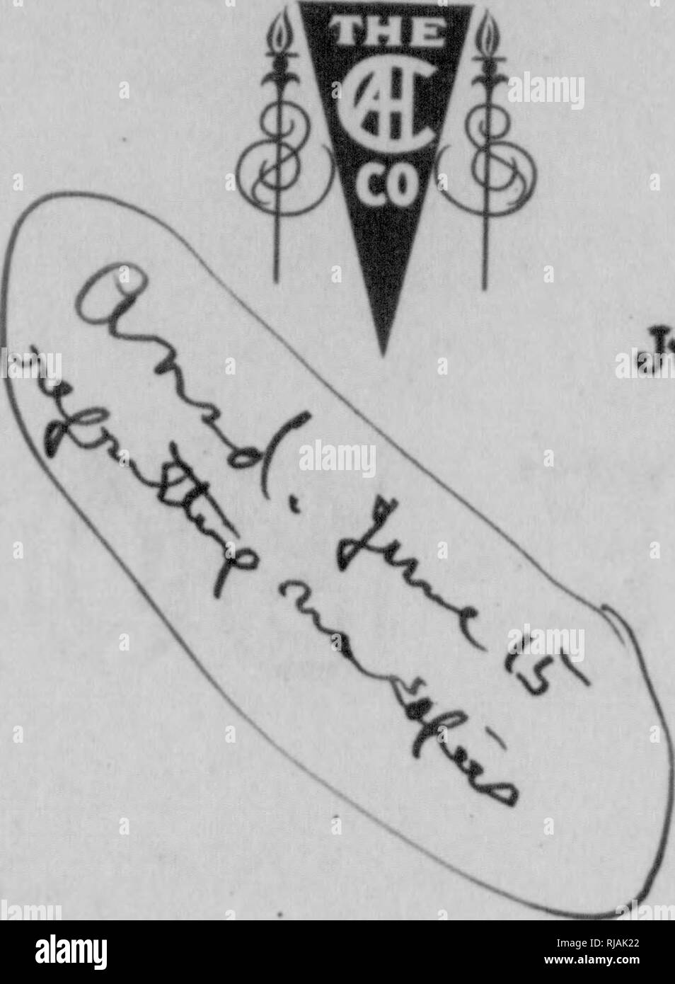 . C. Hart Merriam papers: y compris la correspondance, les documents se rapportant à l'orientation avec les États-Unis Biological Survey, 1798-1972 (en gros 1871-1942). United States. Division de l'ornithologie et mammalogie; United States. Division de l'enquête biologique; United States. Commission biologique; United States. Bureau de la Commission biologique; l'Enquête géologique et géographique des territoires (U. S. ); l'expédition Harriman en Alaska (1899); mer de Béring controverse; les ours; Biogéographie; histoire naturelle; ornithologie; botanique; zones de vie; la conservation de la faune. ≫Vri, LISHEOS Effcrts Coordonncs soient libraires importateurs e 4027-4037 Photo Stock