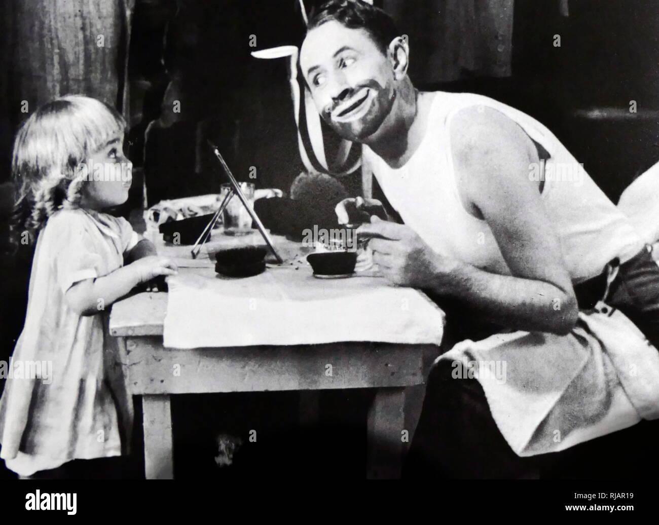 Eddie Lane (droite) dans 'Memory Lane', est une perte, 1929 Photographie noir et blanc film musical américain. C'est une adaptation de la pièce la compréhension écrite par Jo Swerling. Eddie Leonard (Octobre 17, 1870 - Juillet 29, 1941), né Lemuel Golden Toney, était un studio shot et d'un homme considéré comme le plus grand jongleur américain de son époque, à un moment où j'ai plus spectacles étaient un divertissement grand public et populaire aux États-Unis Banque D'Images