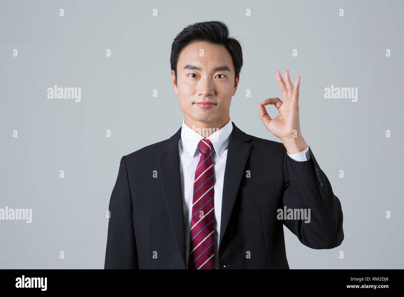 Young businessman concept photo. 017 Photo Stock