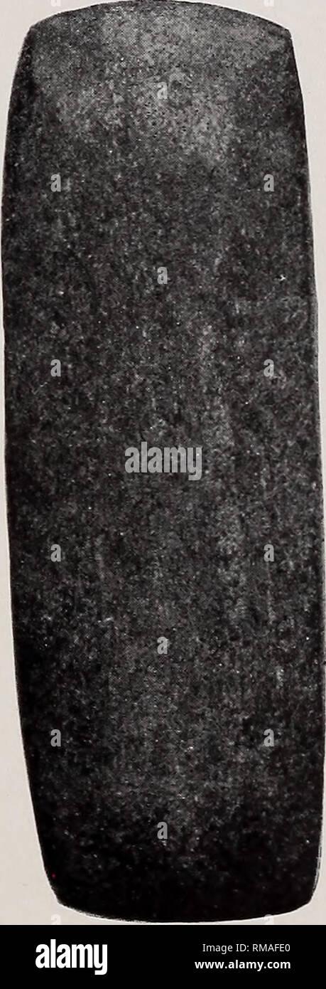 . Rapport annuel. New York State Museum; Sciences; Sciences. r tuyau en terre cuite depuis la fosse 9, tranchée 3. Th: mamelon sur laquelle une tige est conçu pour s'adapter. 5tem est insérée. 2 tuyau de terre cuite fosse grave 443 tuyau d'effigie de graves 924 celt à double tranchant de 92 Ah de Ripley s pipe est unique en ce qu'il a un tuyau dans l'ordinaire le bol. Veuillez noter que ces images sont extraites de la page numérisée des images qui peuvent avoir été retouchées numériquement pour plus de lisibilité - coloration et l'aspect de ces illustrations ne peut pas parfaitement ressembler à l'œuvre originale.. New York State Museum. Albany: Un Photo Stock