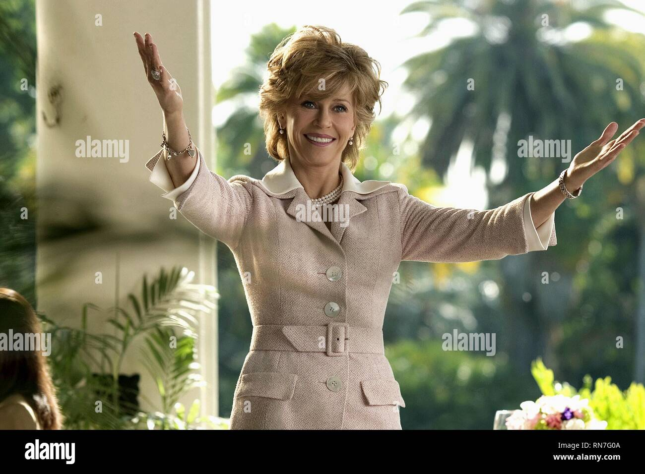 JANE FONDA, MONSTER-IN-LAW, 2005 Photo Stock