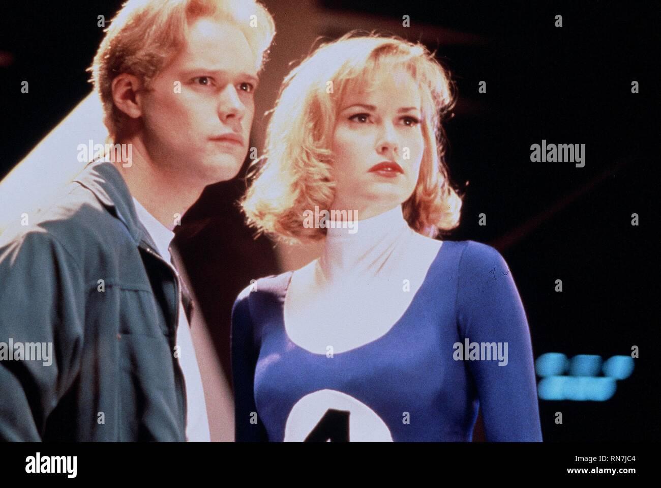 UNDERWOOD, STAAB,LES QUATRE FANTASTIQUES, 1994 Photo Stock