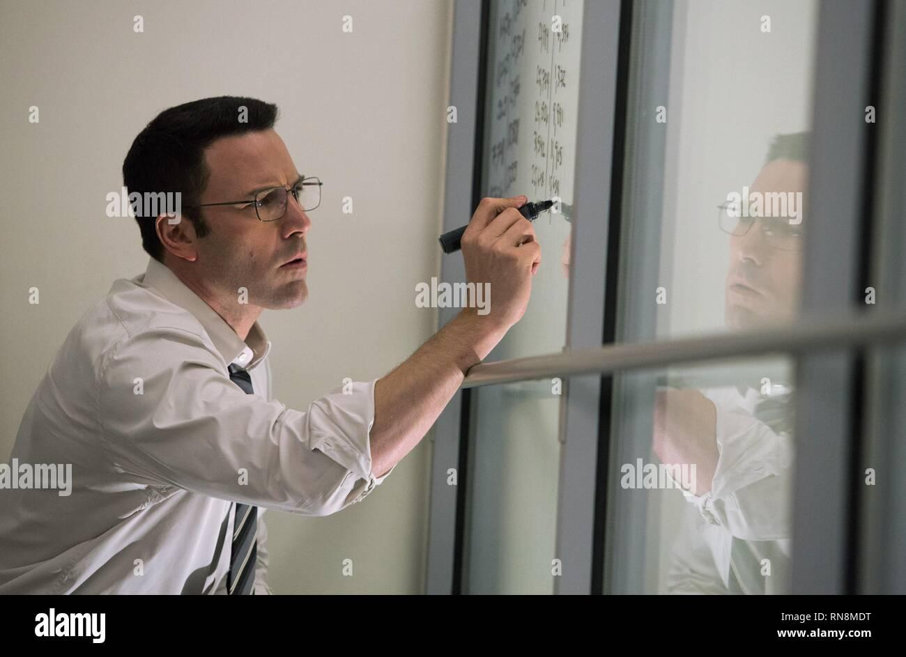 BEN AFFLECK, le comptable, 2016 Photo Stock