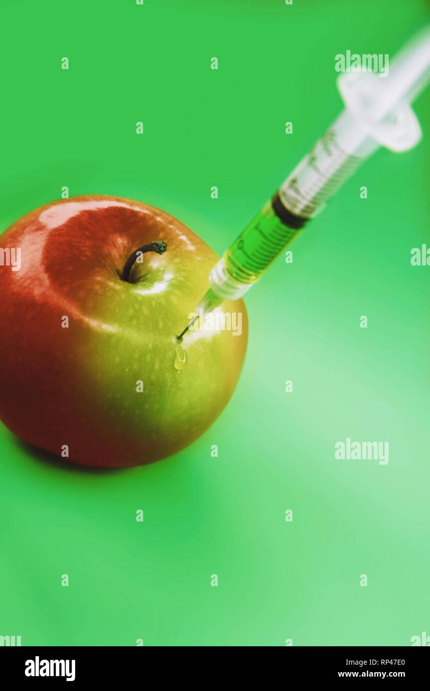 Aliments génétiquement modifiés Photo Stock