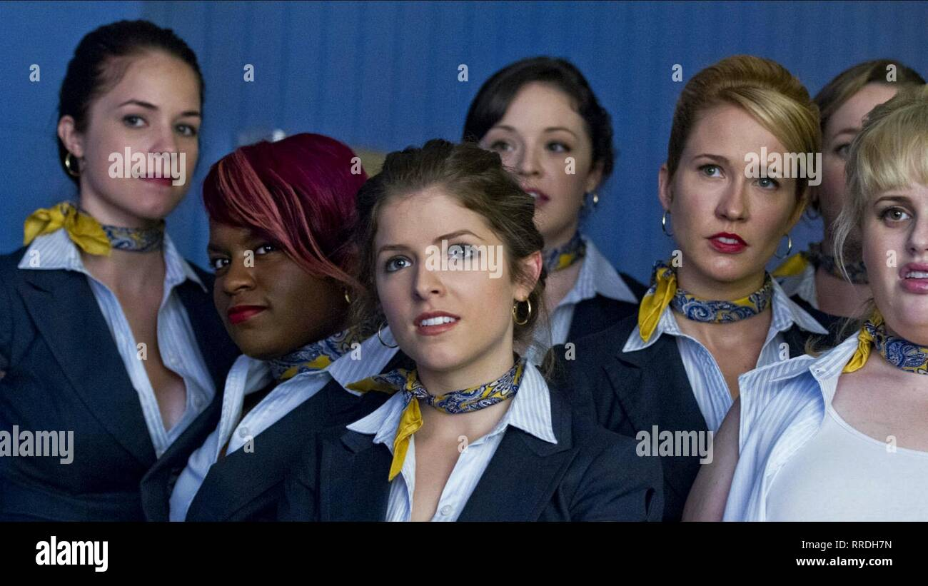 ANNA KENDRICK, PITCH PERFECT 3, 2017 Banque D'Images
