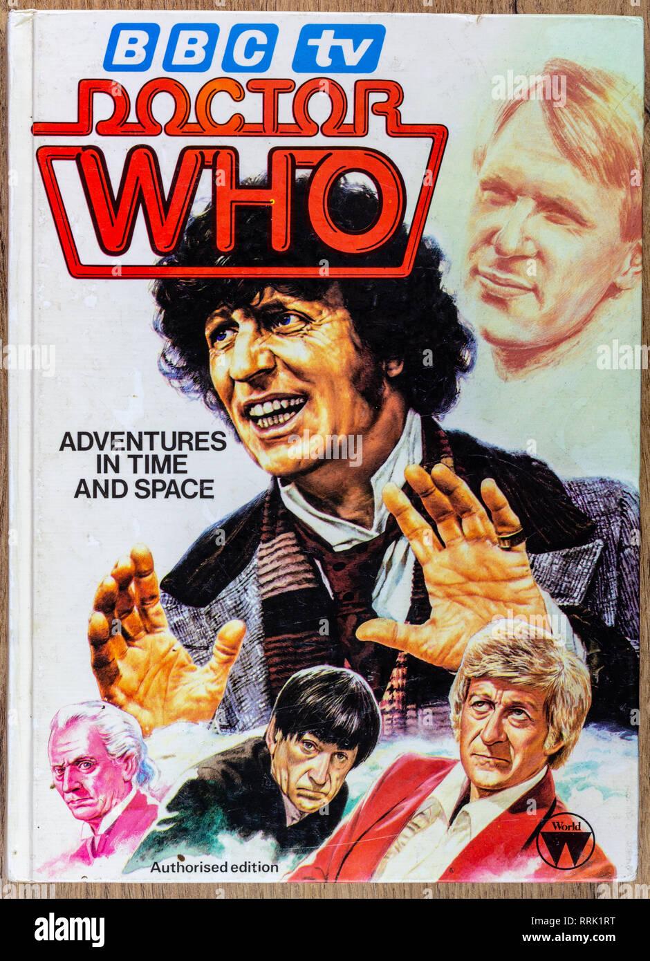 Doctor Who Compagnons de la troisième et quatrième médecins édition limitée En stock