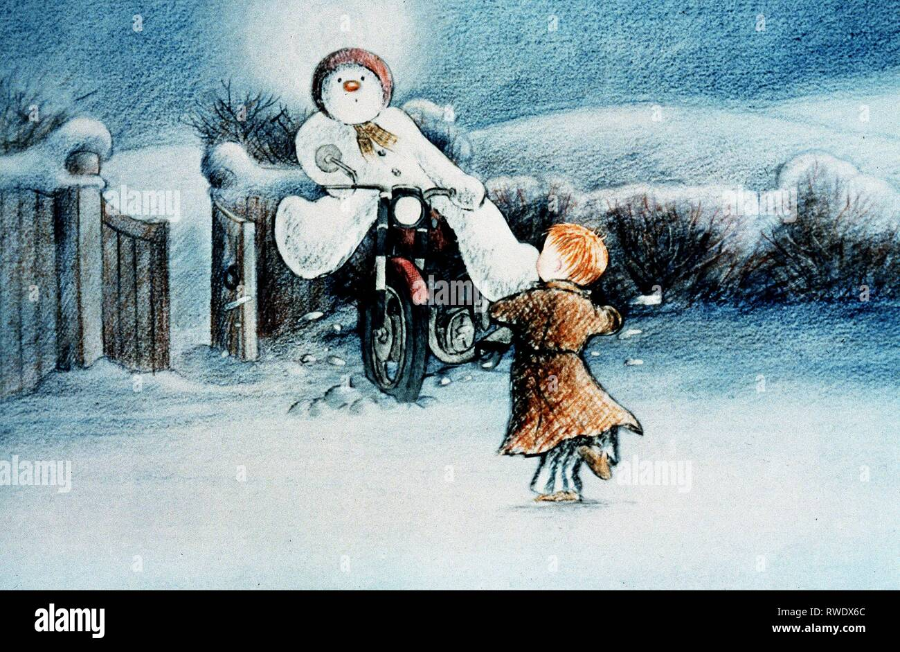 Animation Snow Photos Animation Snow Images Alamy