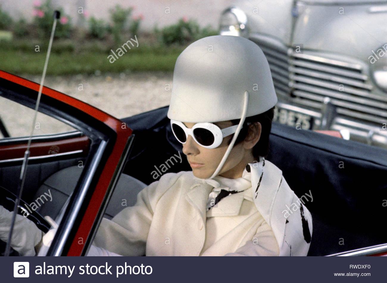 AUDREY HEPBURN, COMMENT VOLER UN MILLION DE DOLLARS, 1966 Photo Stock
