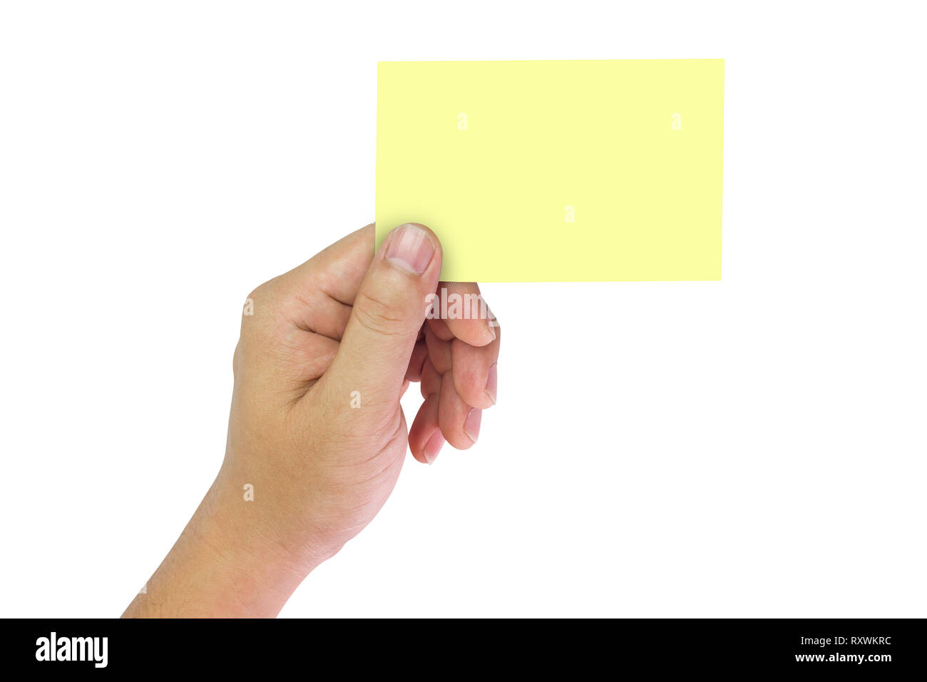 2f754be85ca9b Holding Yellow Sticky Note Hand Photos & Holding Yellow Sticky Note ...