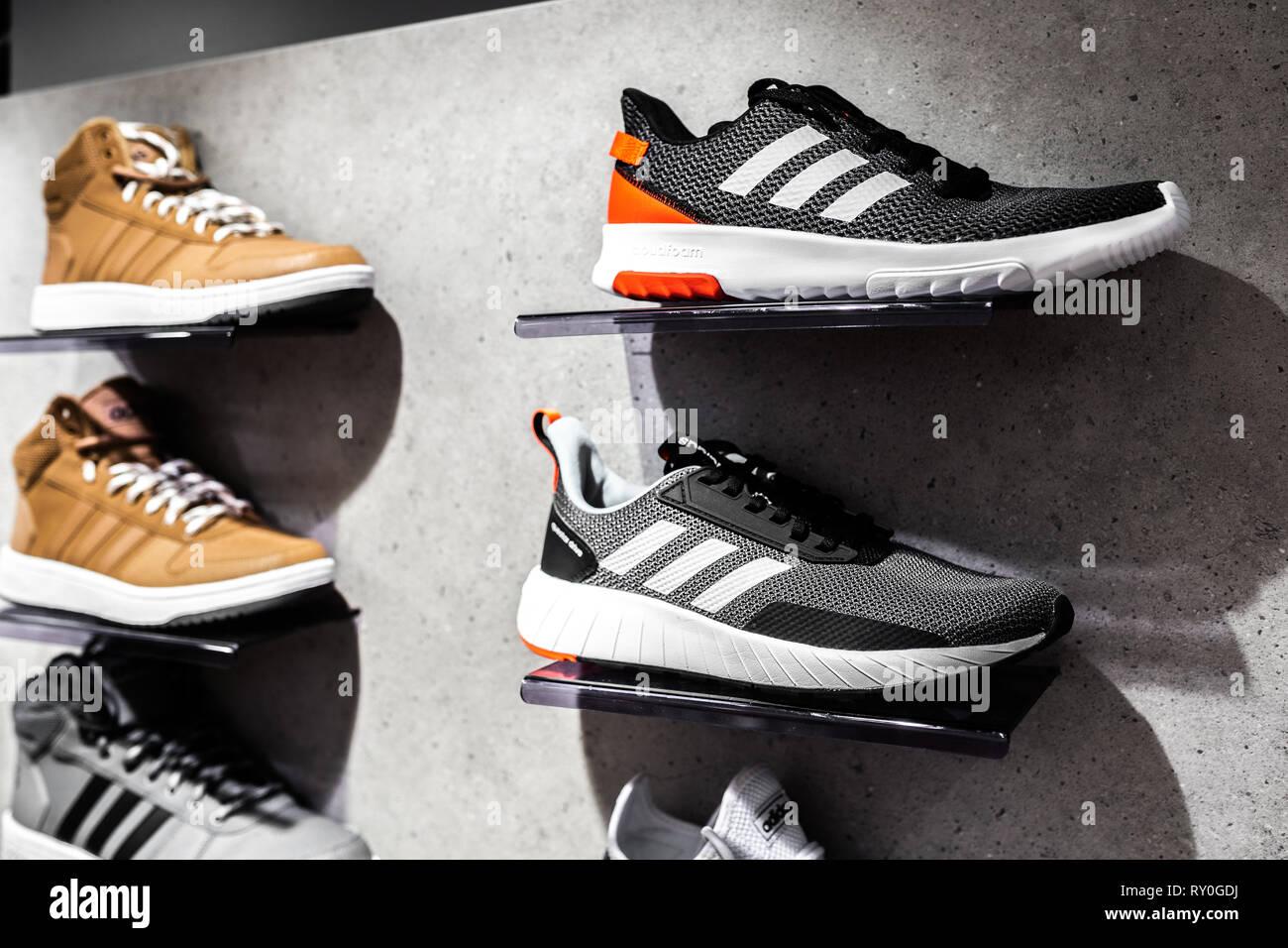 Février Homme Sneakers 2019L'adidas Noir 27 NurmbergAllemagne SzpqUVM