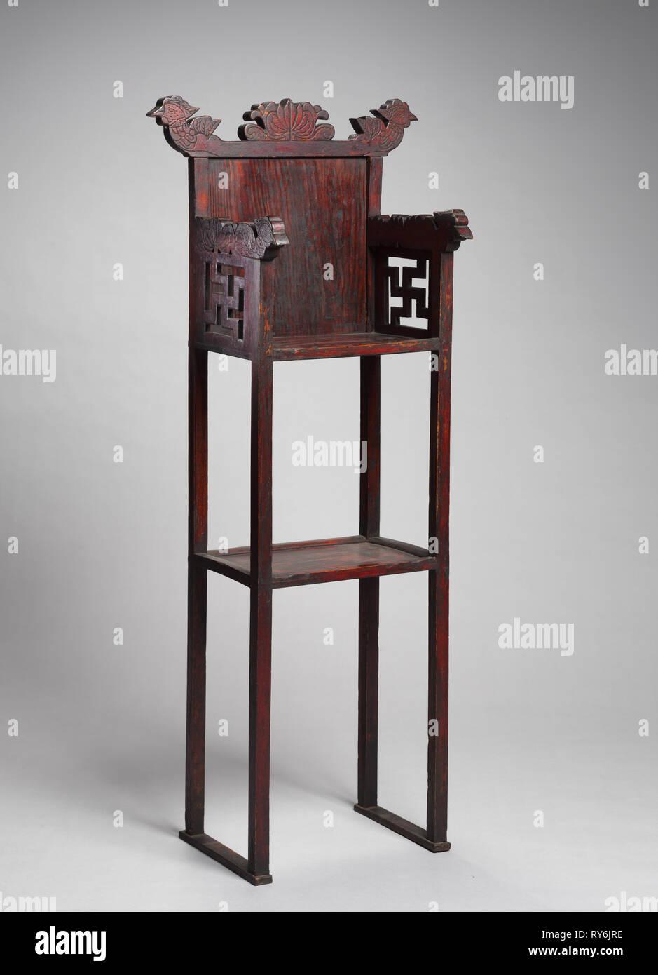 Autel Joseon Hautekyo 1800CoréeDynastie Chaise YiAnnées E9HID2