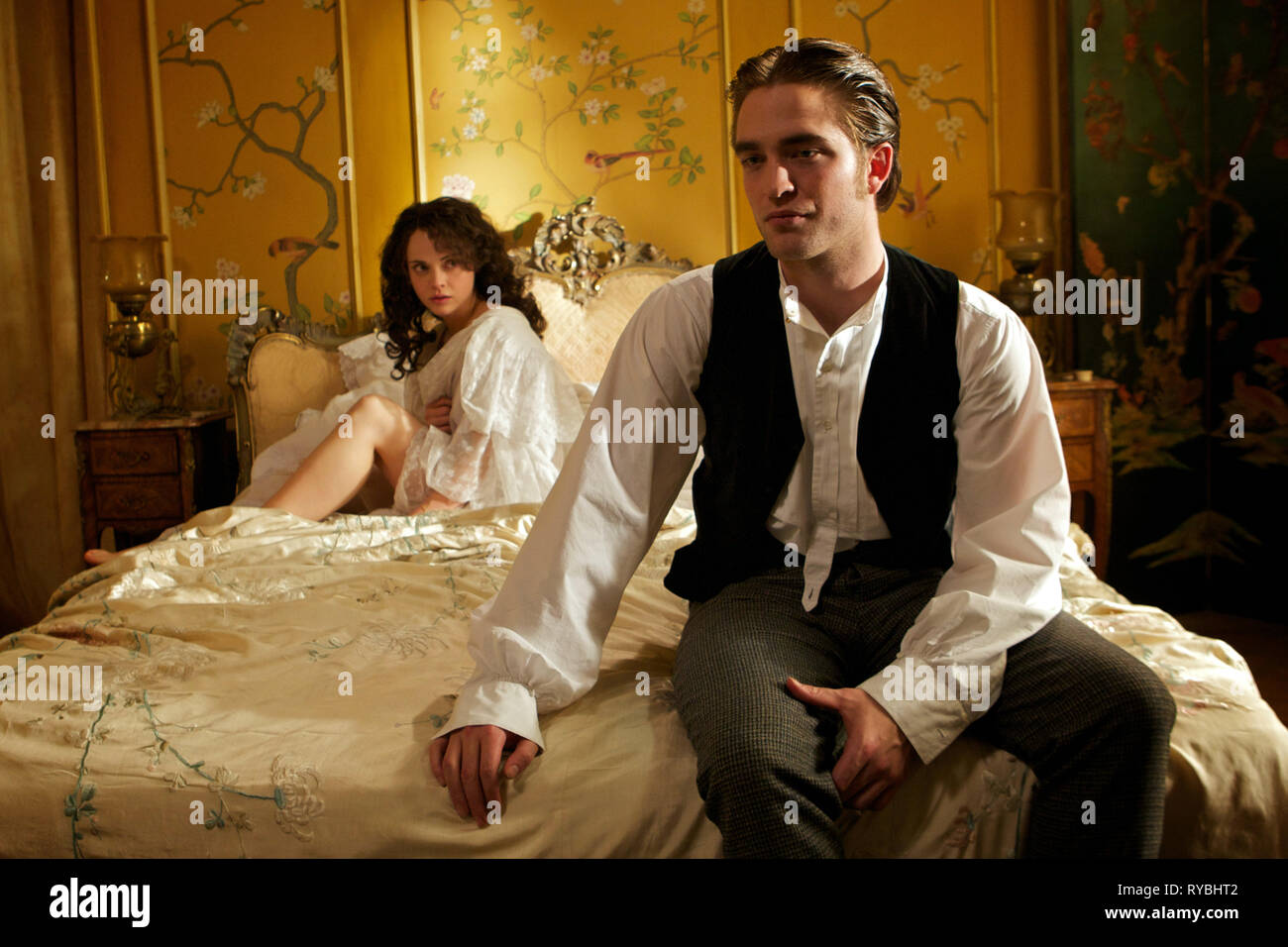 CHRISTINA RICCI, Robert Pattinson, BEL AMI, 2011 Photo Stock