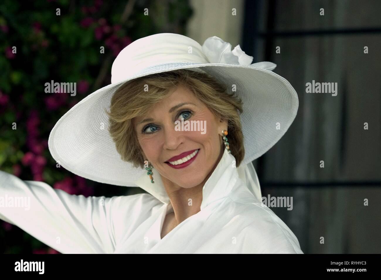 MONSTER-IN-LAW, Jane Fonda, 2005 Photo Stock