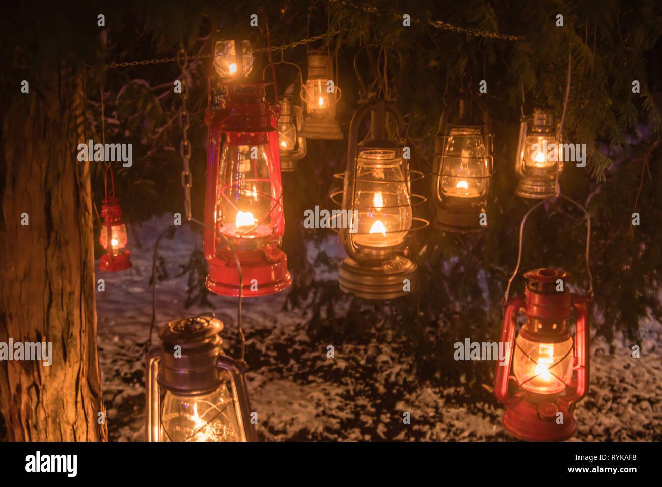 Coleman lanterne datant