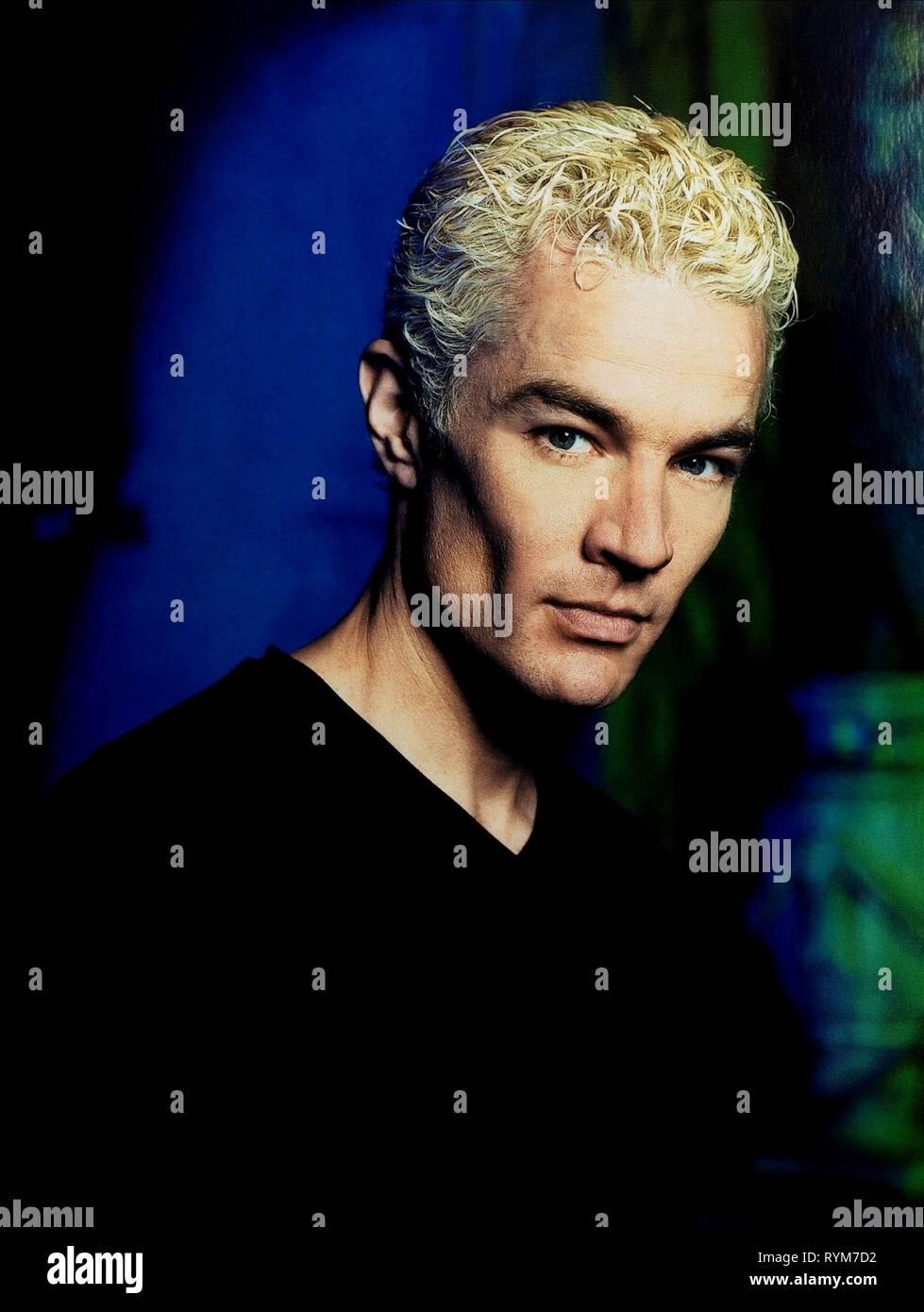 JAMES MARSTERS, Buffy Contre Les Vampires: Saison 6, 2001 Banque D'Images