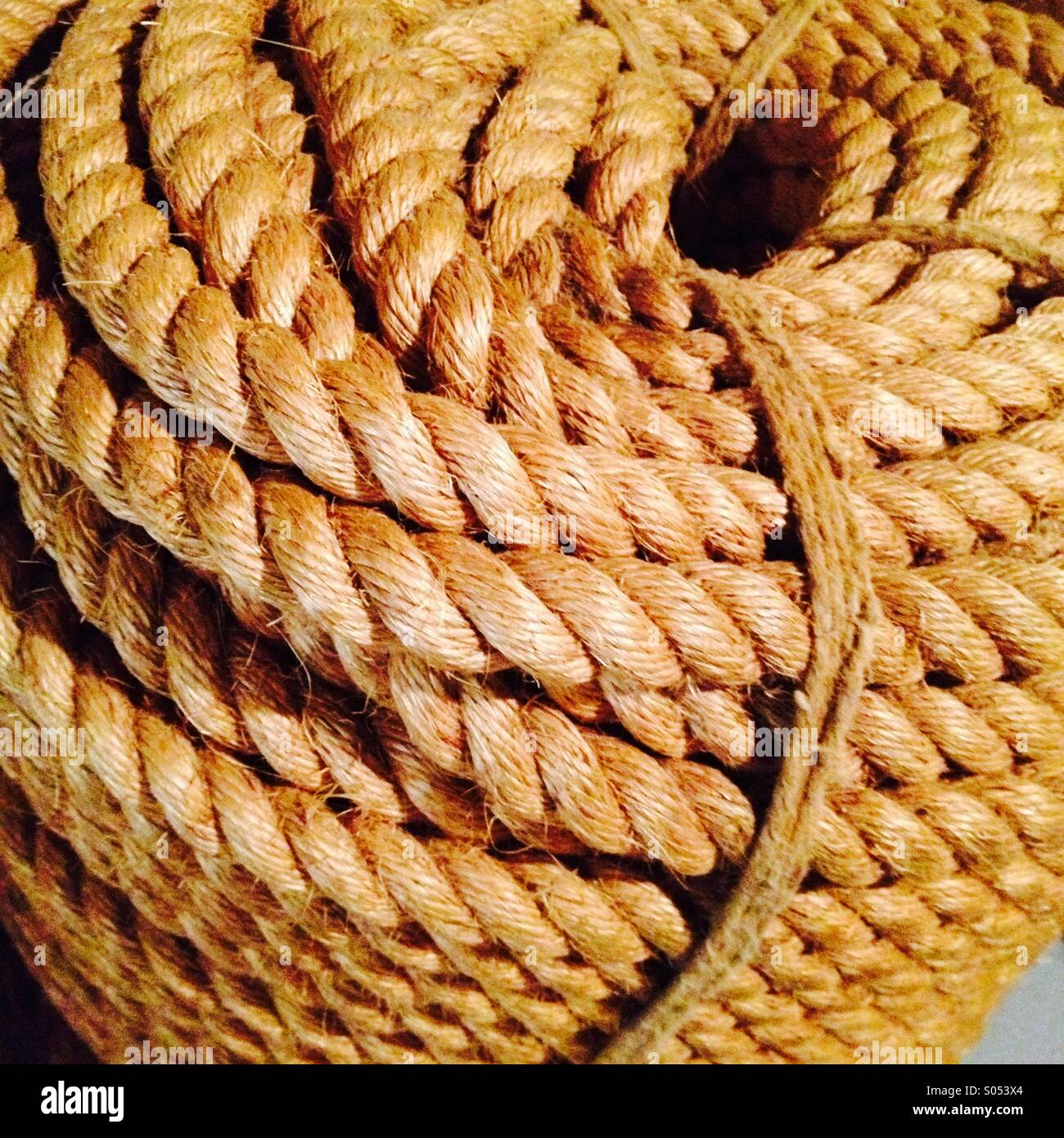 Rope Photo Stock