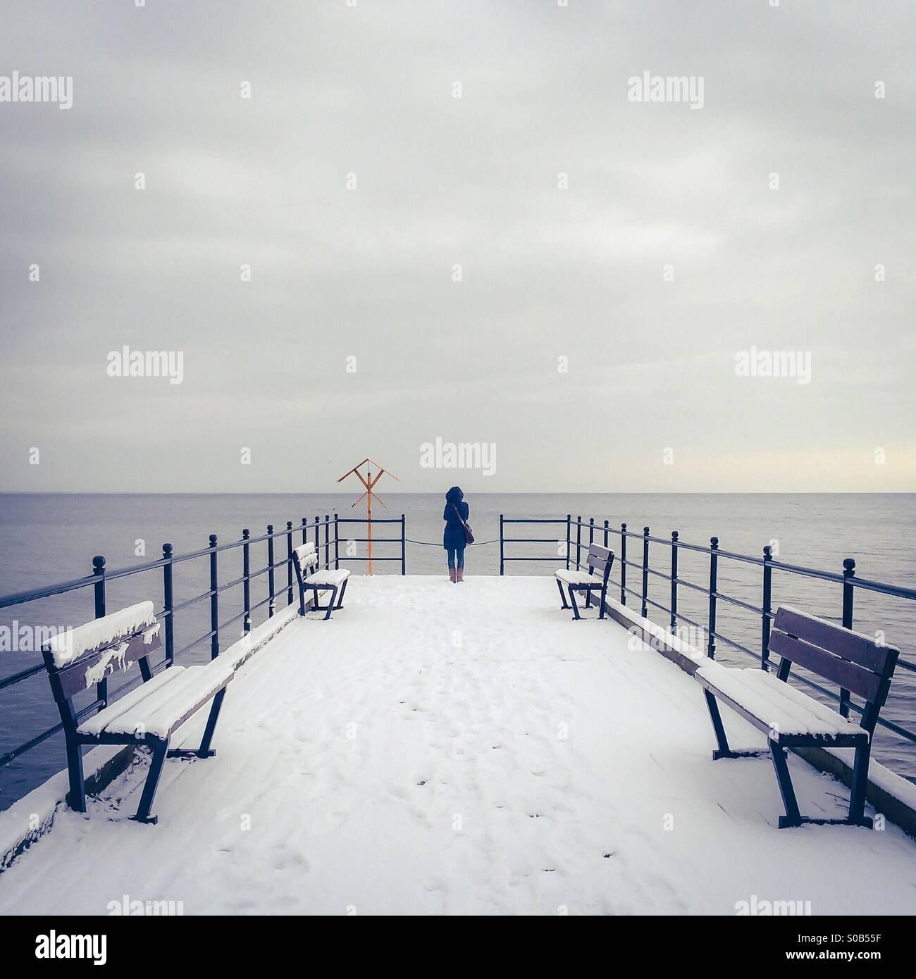 Pier Photo Stock