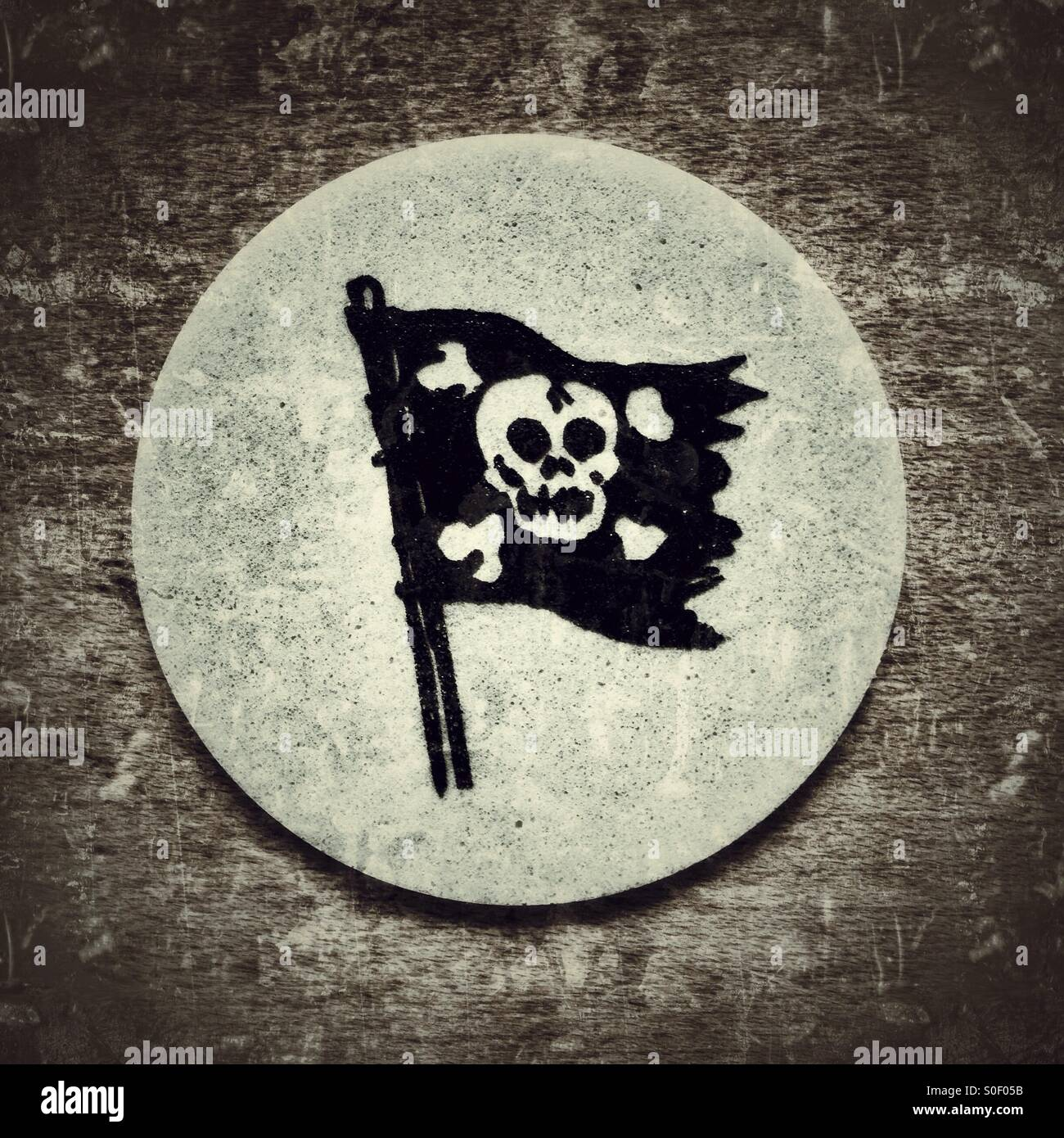 pirate tattoo photos pirate tattoo images alamy. Black Bedroom Furniture Sets. Home Design Ideas