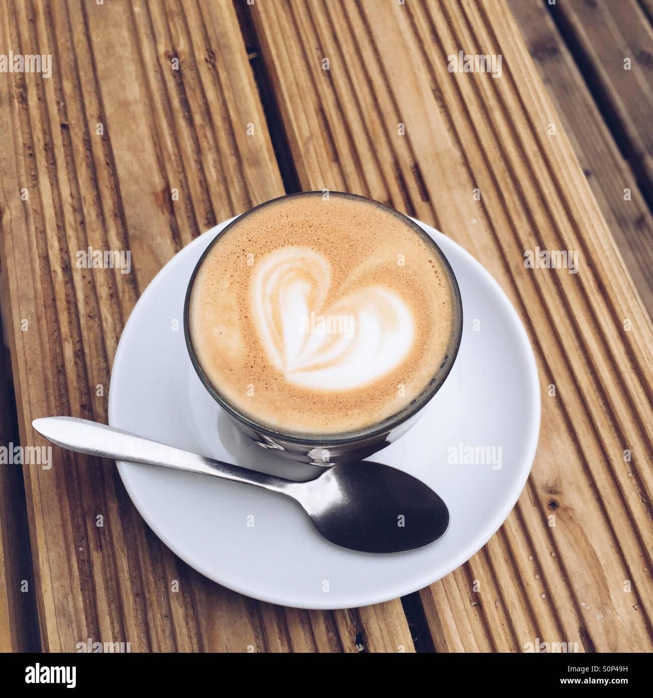 Café Banque D'Images