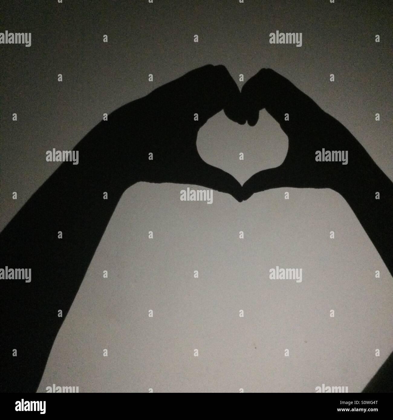 Amour Photo Stock