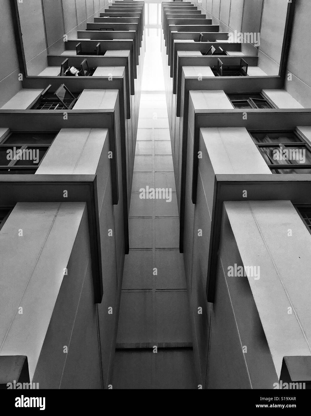 Singapour HDB #iphone6photography Banque D'Images