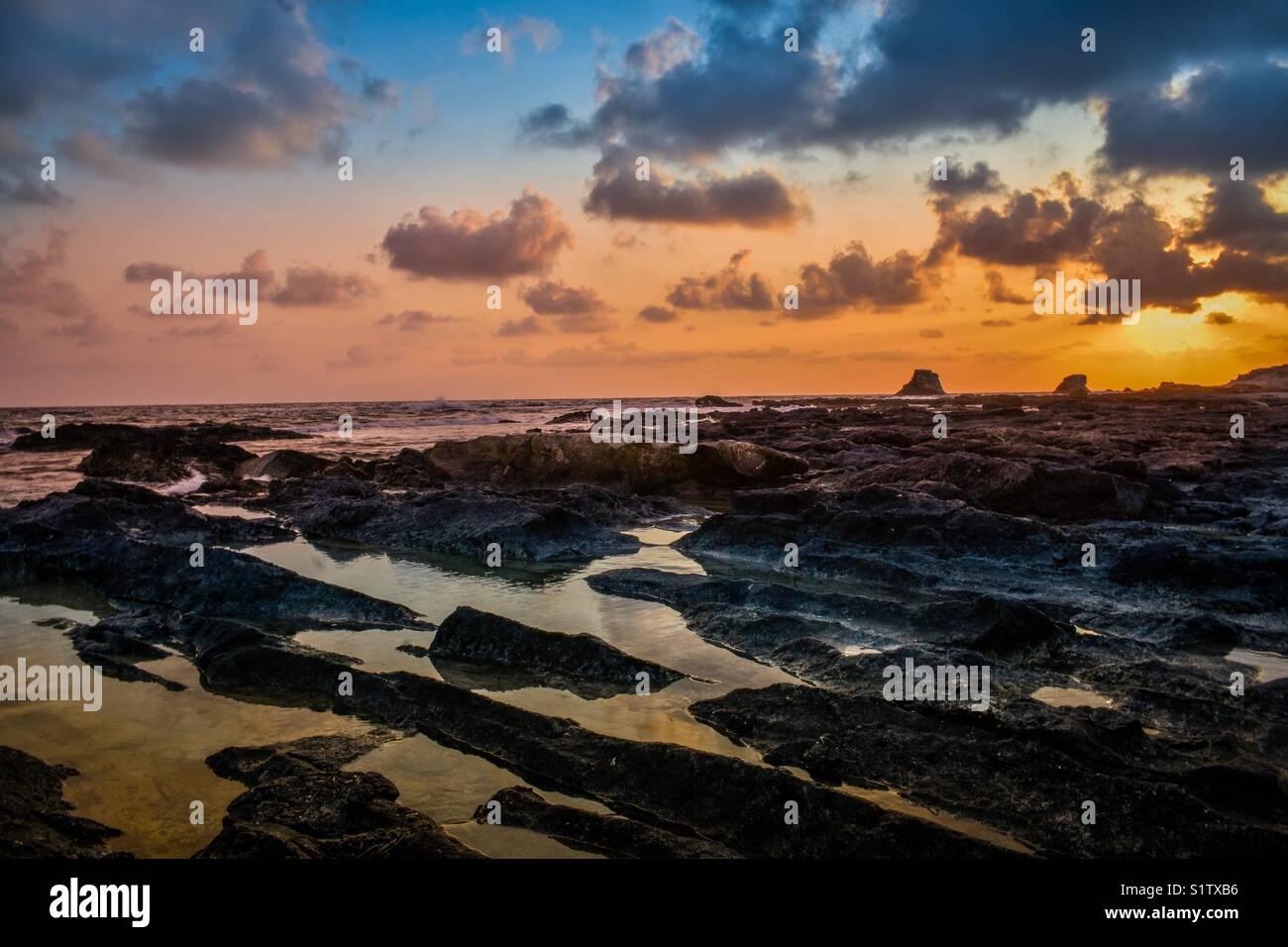 La mémoire est la quatrième dimension à n'importe quel paysage. Photo Stock