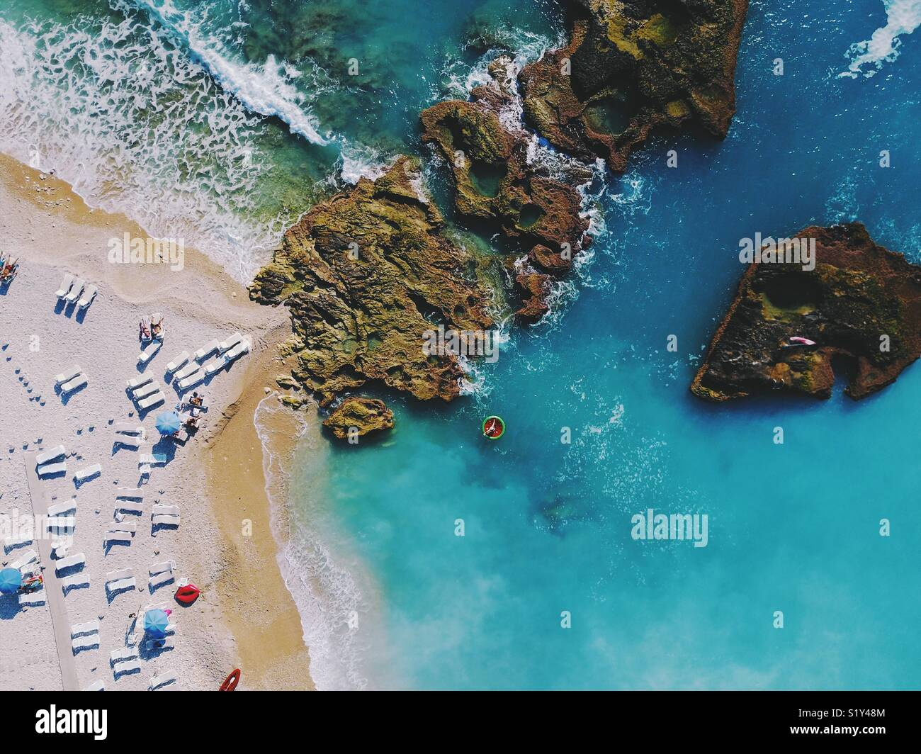 Batroun - Liban Photo Stock