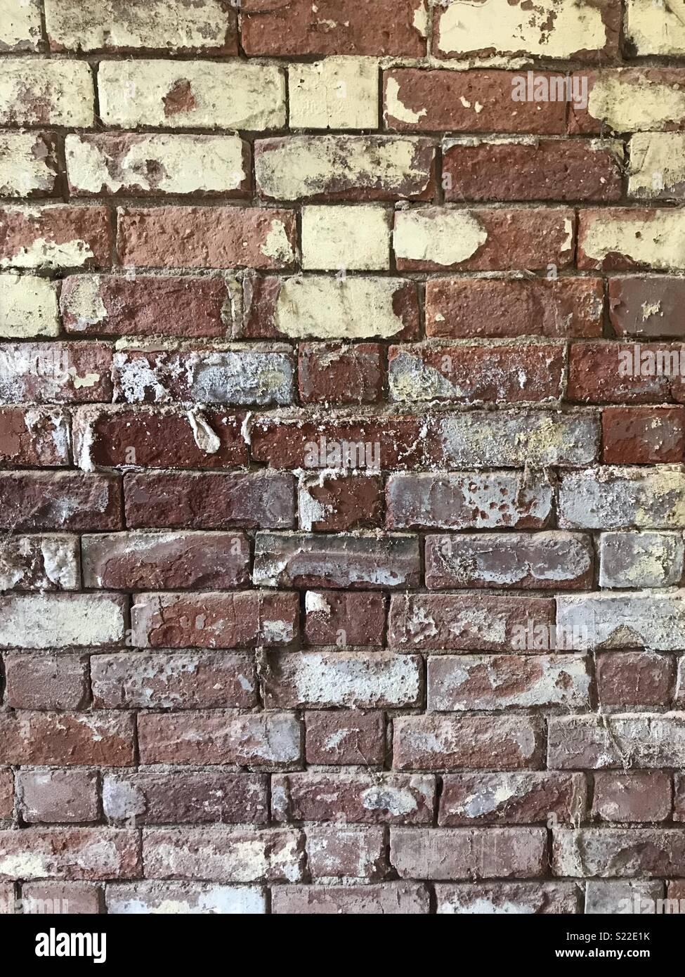 Mur De Brique Intérieur Aléatoire Qui Mérite Un Regard Plus