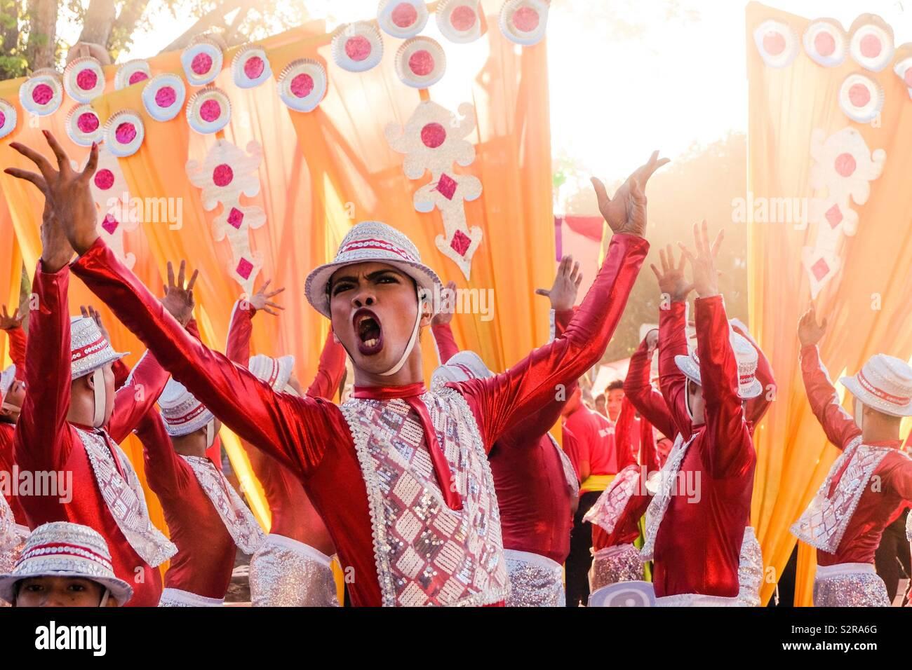 Festival 2018 Anilag Banque D'Images