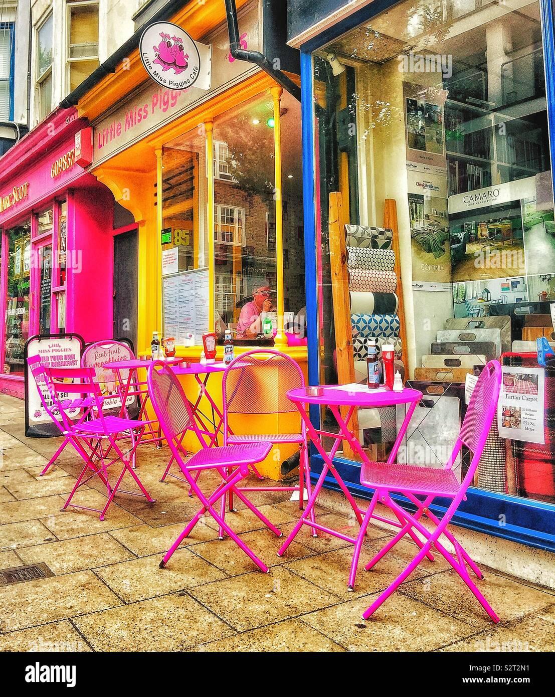 Kemptown à Brighton. Photo Stock