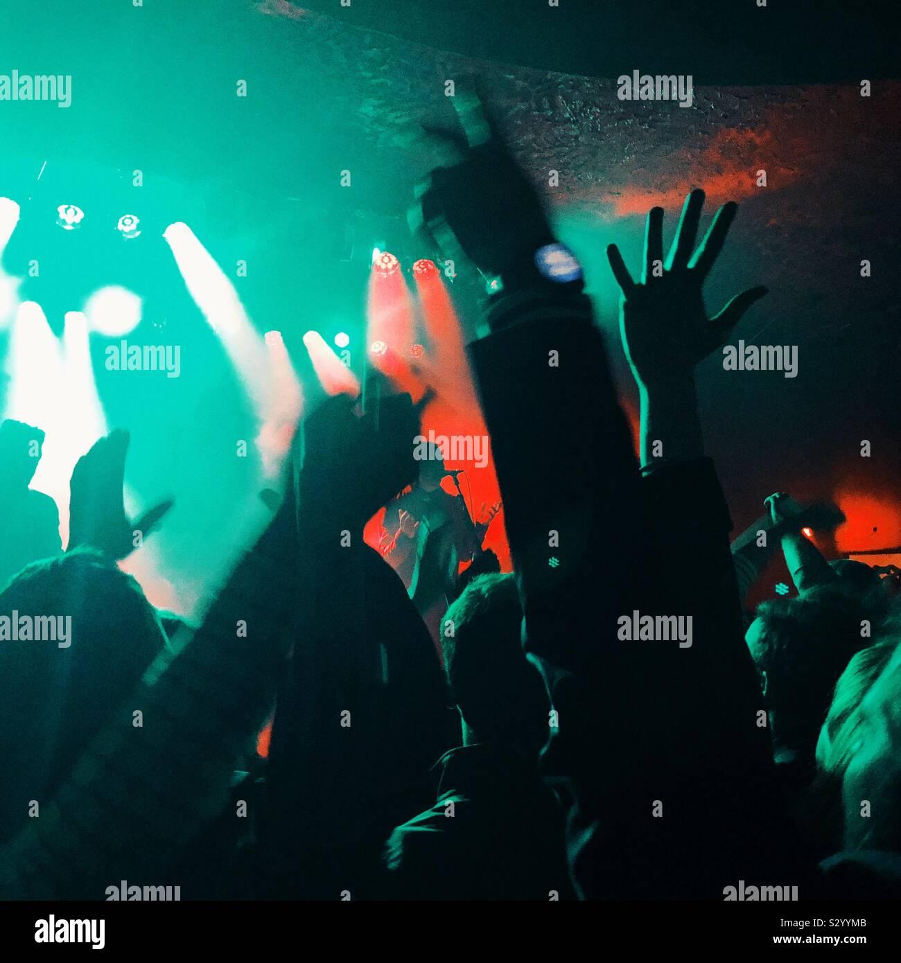 Concert Banque D'Images