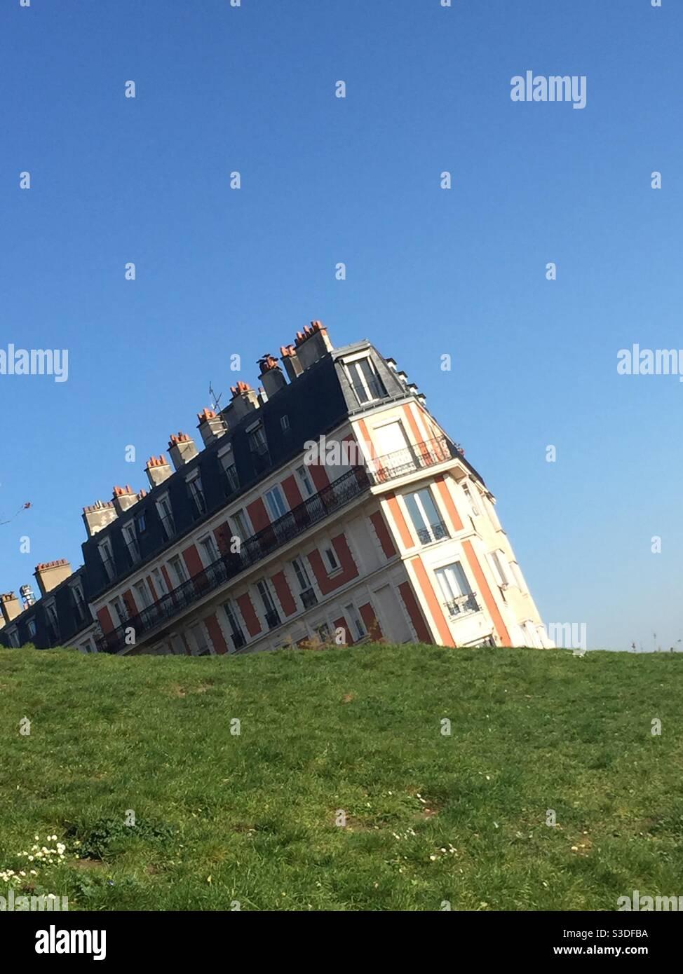 Paris Banque D'Images