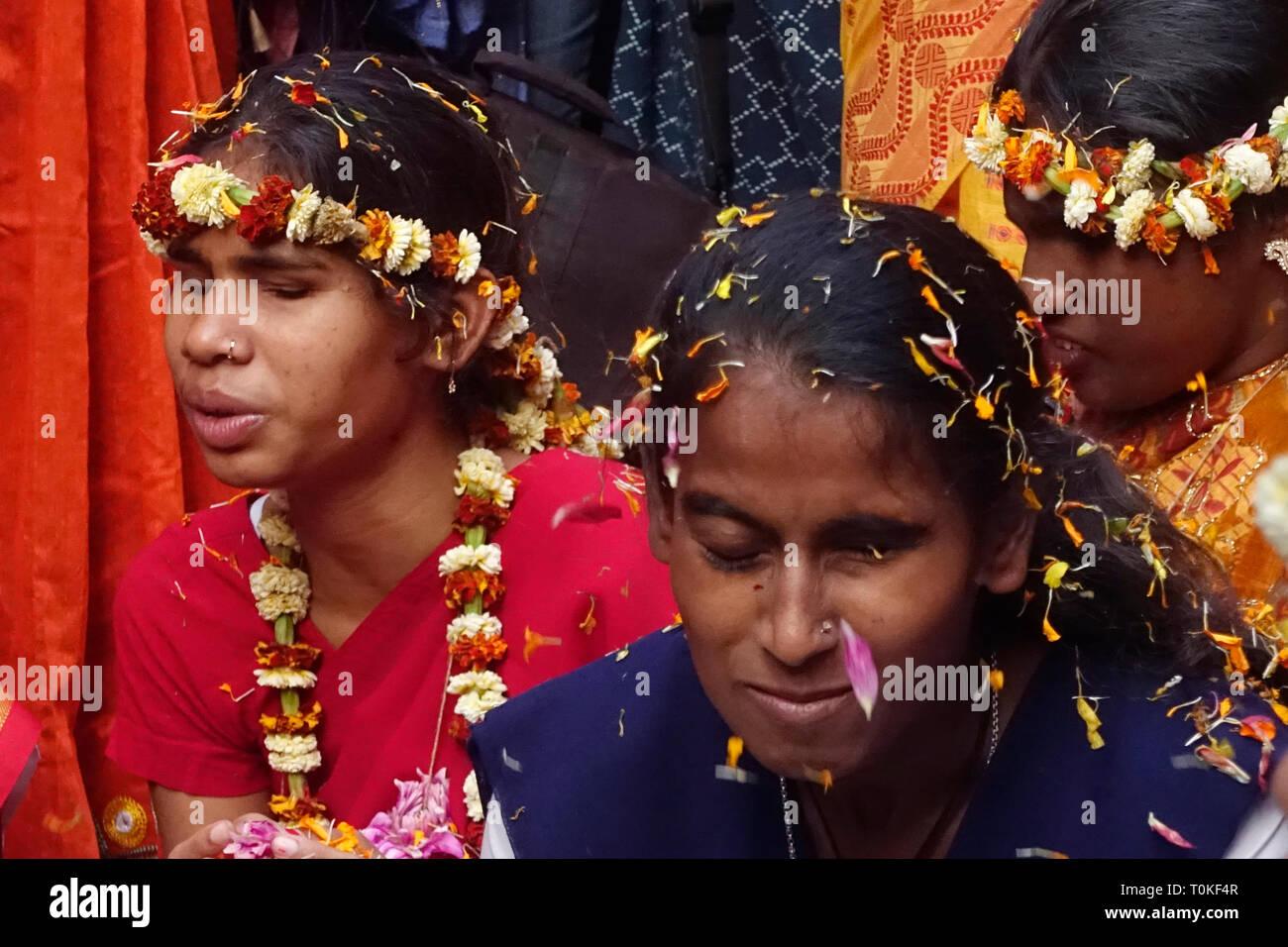 fille de rencontres en ligne à Kolkata