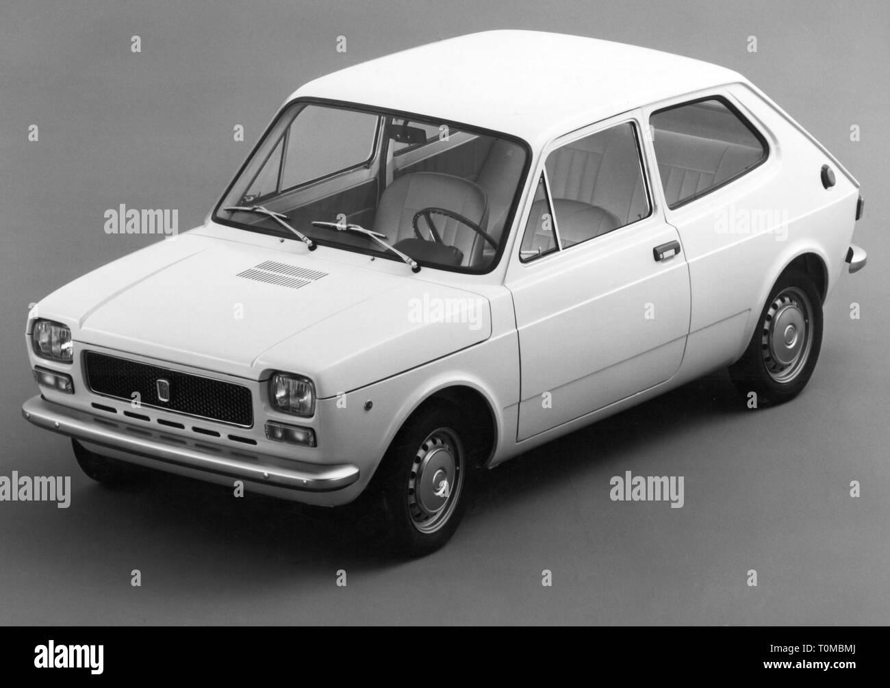 1972 Voiture de l/'année autocollant pour FIAT 127