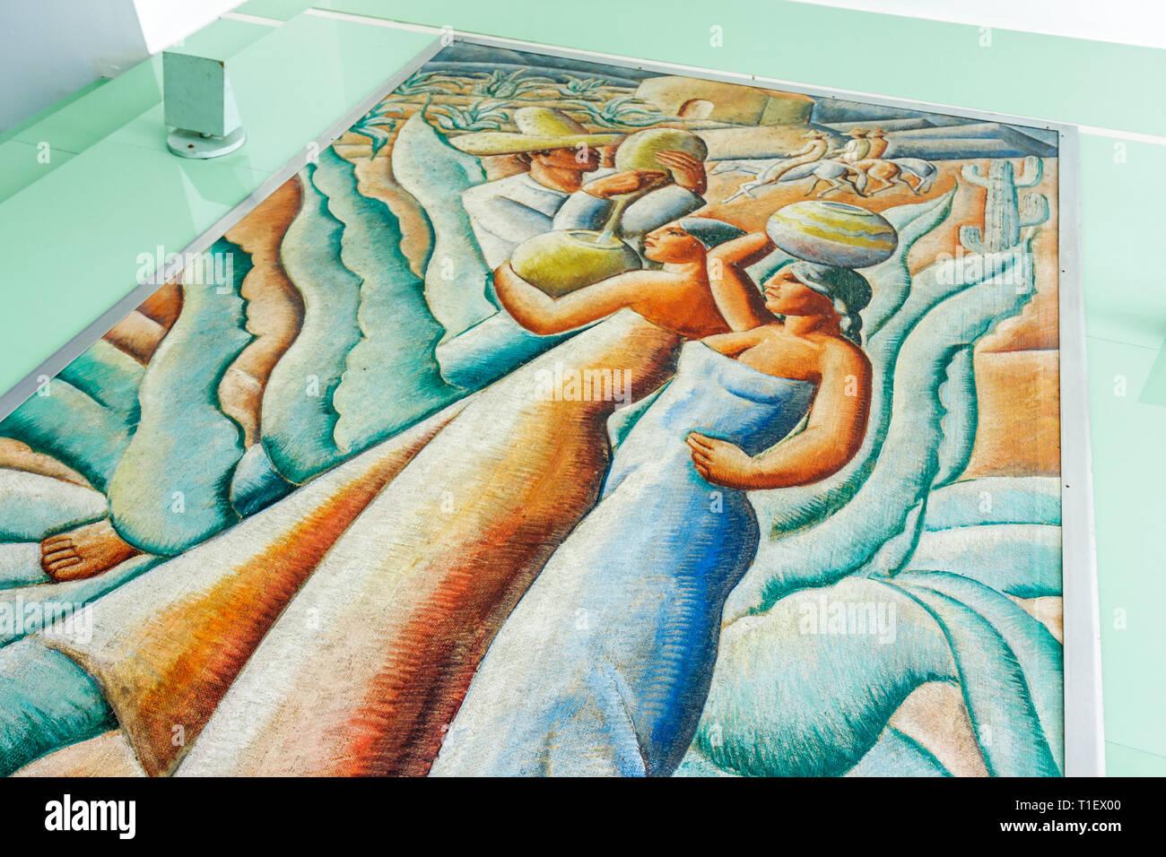 Floride Miami Beach Ocean Drive Quartier Historique Art Déco
