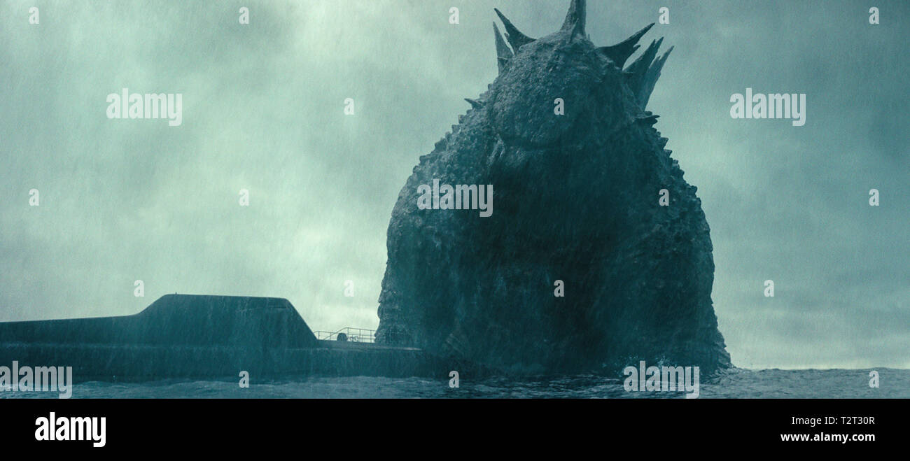 GODZILLA II : LE ROI DES MONSTRES GODZILLA : ROI DES MONSTRES 2019 de Michael Dougherty la science-fiction, science-fiction ; Prod DB © Warner Bros. - légendaire Photo Stock