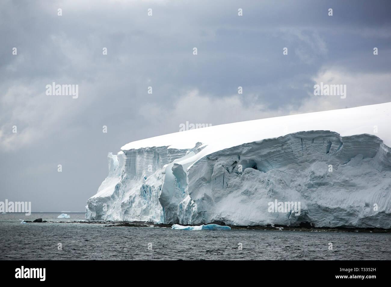 terre de graham antarctique