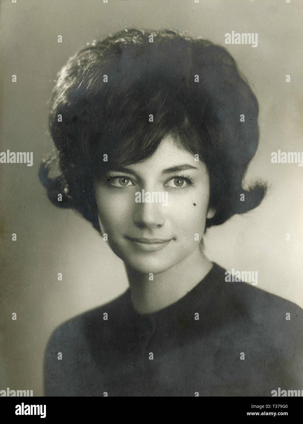 1960s Hair Photos 1960s Hair Images Alamy