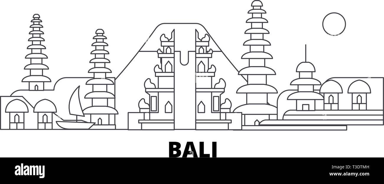 Carte Muette Bali.Bali Outline Vector Photos Bali Outline Vector Images Alamy