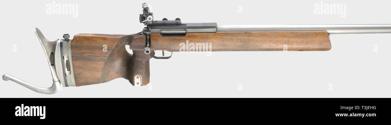 Les bras longs, les systèmes modernes, fusil de sport Vapenspecialisten AB Stockholm, calibre 308, numéro 63221, Additional-Rights Clearance-Info-Not-Available- Photo Stock