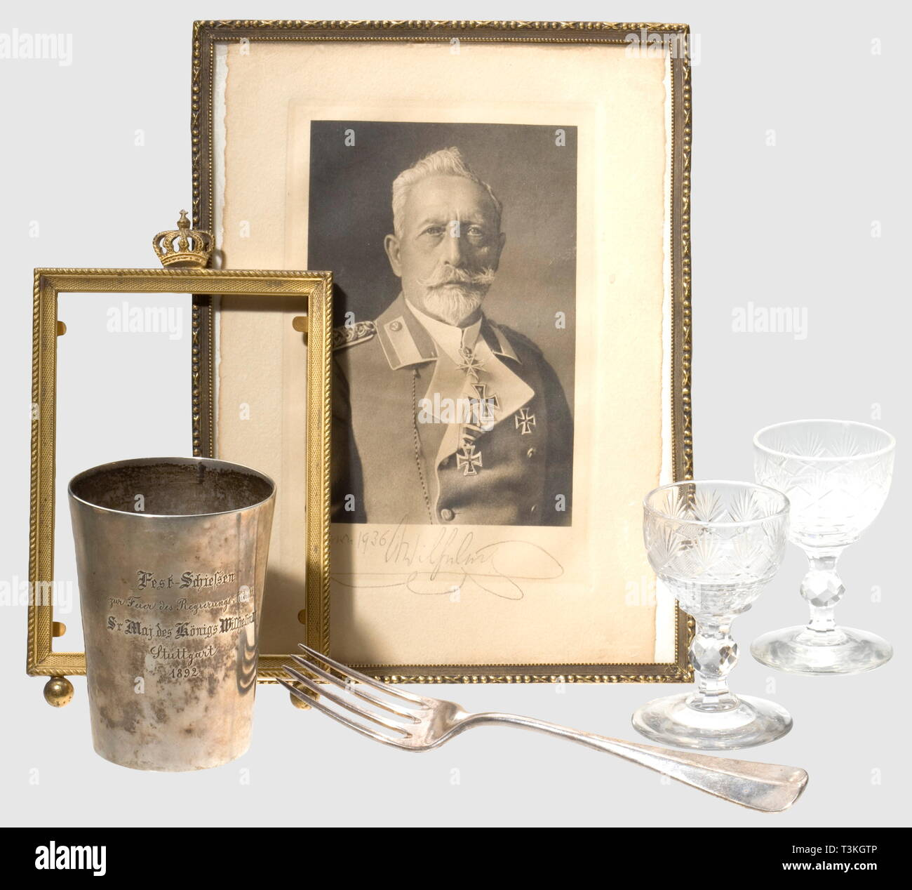 Servant, couverts, fourchette, 20e siècle, Editorial-Use-seulement Photo Stock
