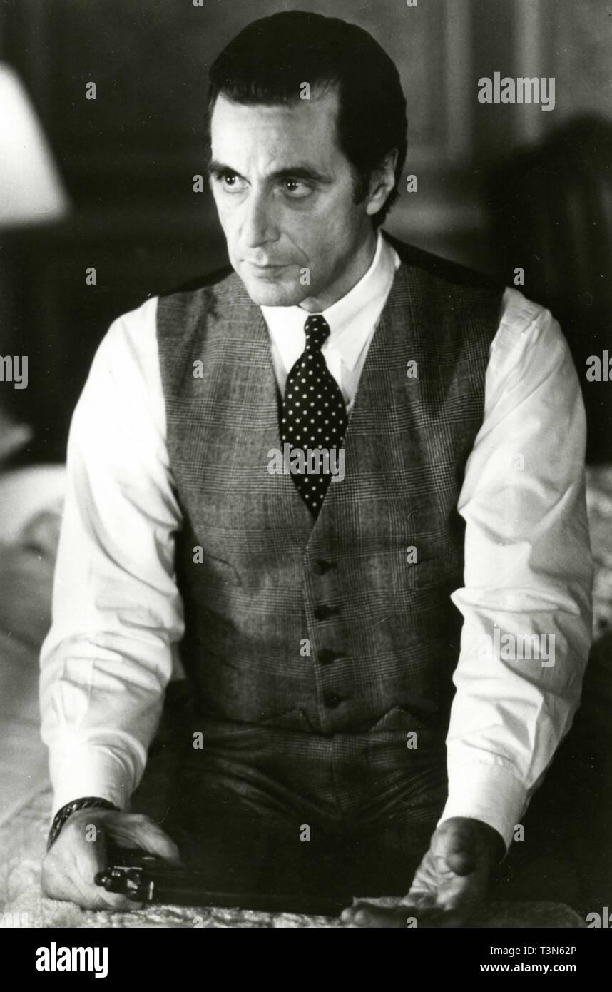 Al D Dans Le Parfum Acteur Pacino Film D'une Femme1992 Banque XkOZwiPuT