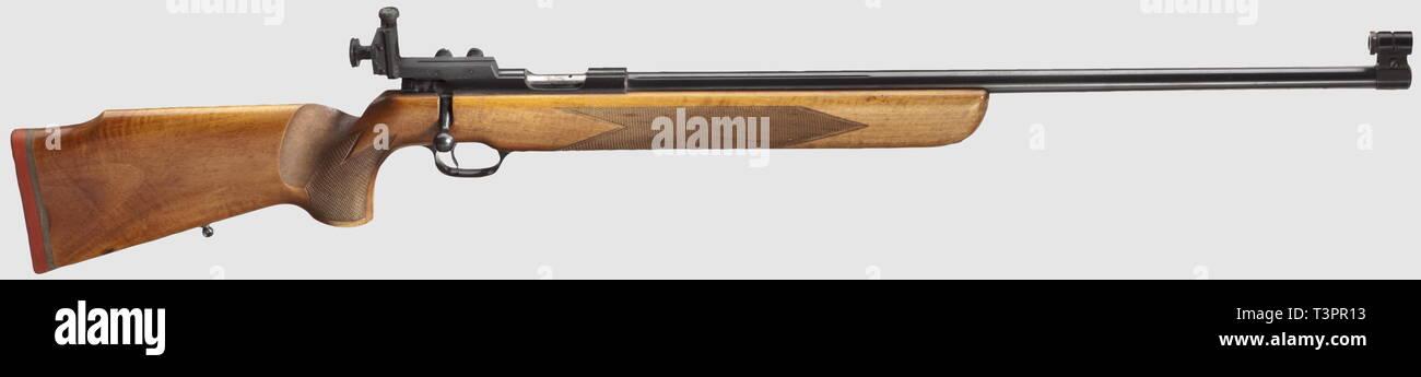 Les bras longs, les systèmes modernes de petit diamètre, fusil de sport Walther, calibre 22-Clearance-Info Additional-Rights l,-Not-Available Photo Stock