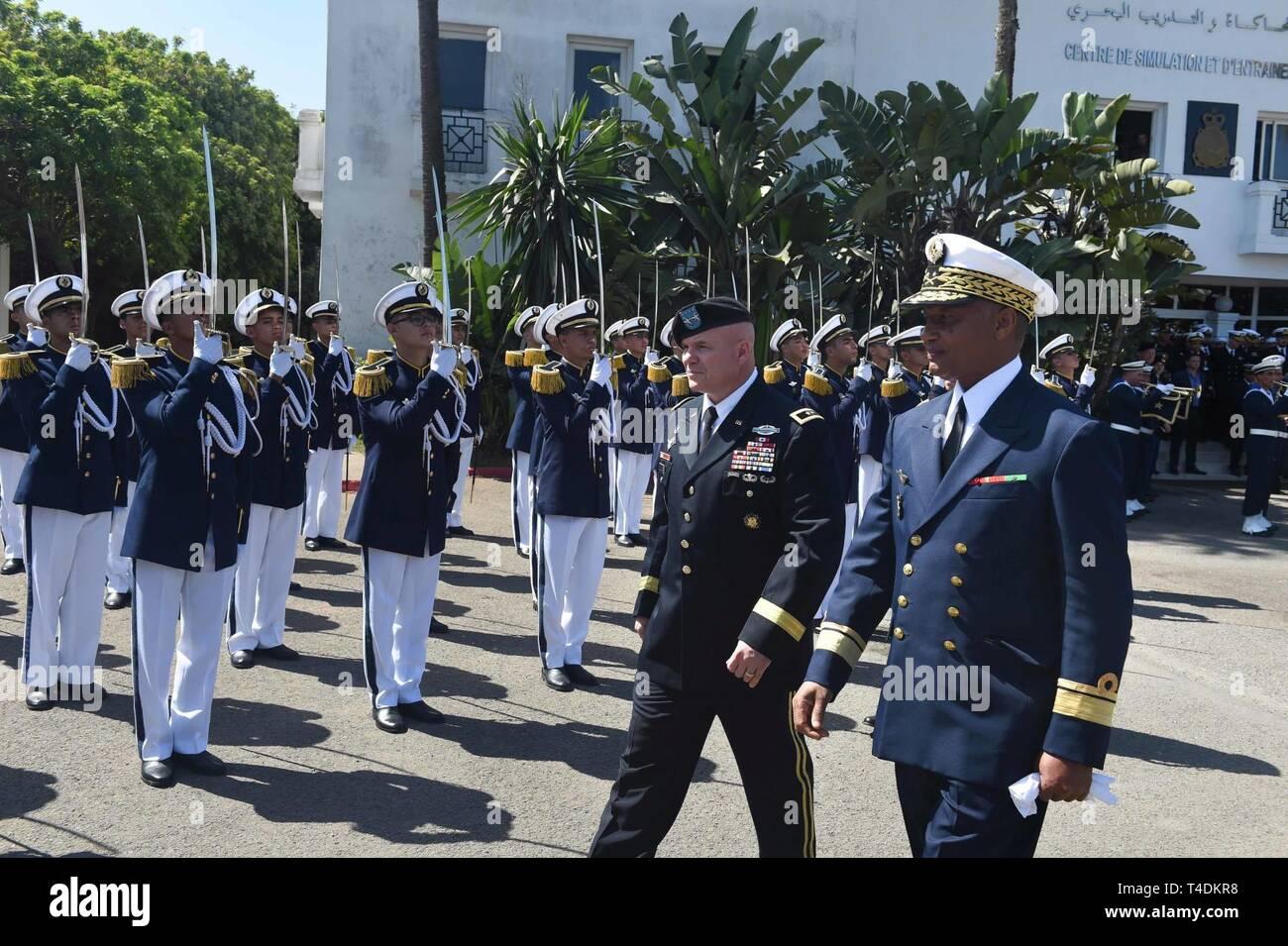 Grade De La Marine Royale Marocaine